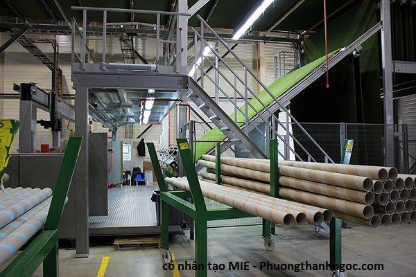 nhà máy sản xuất hiện đại hàng đầu thế giới