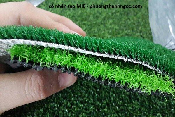 cỏ nhân tạo MIE dày dặn và bền đẹp