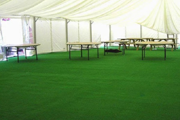 Cho thuê thảm cỏ nhân tạo
