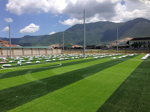 Dự án sân cỏ nhân tạo Kỳ Anh - Hà Tĩnh