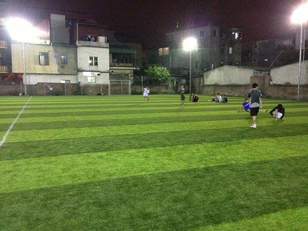 Sân cỏ nhân tạo Hoàng Mai-Hà Nội