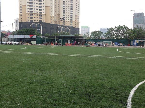 Dự án sân cỏ nhân tạo Sơn Trang 5 - Lê Văn Lương - Hà Nội