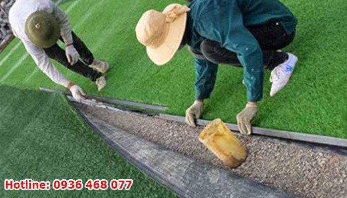 Bảo dưỡng cỏ nhân tạo tạo Bắc Ninh