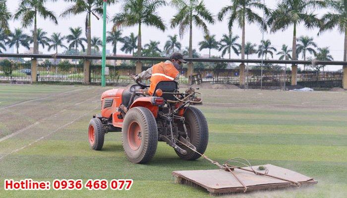 Bảo dưỡng cỏ nhân tạo tại Đà Nẵng