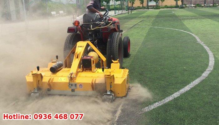 Bảo dưỡng cỏ nhân tạo tại Quảng Ninh
