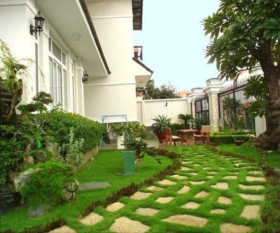 Cỏ nhân tạo sân vườn Hà Nội