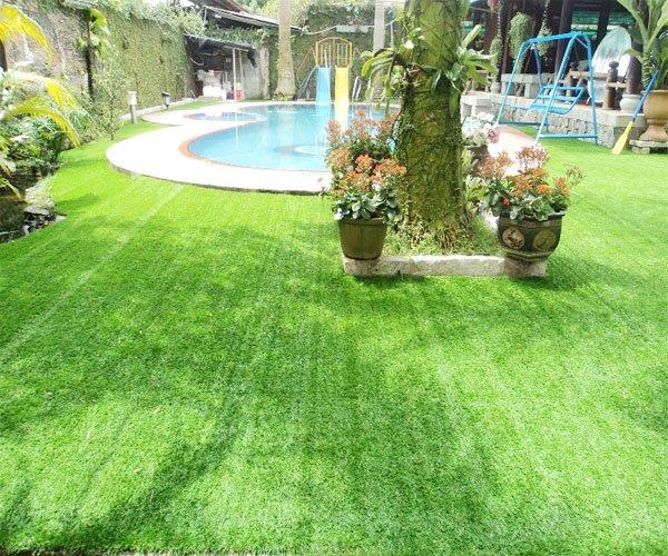 12 tiêu chí chọn cỏ nhân tạo sân vườn chất lượng cao