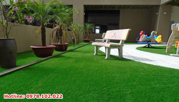 Chuyên cung cấp cỏ nhân tạo tại Lào Cai