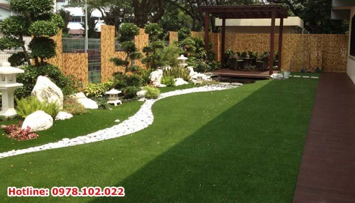 cung cấp cỏ nhân tạo tại Nam Định