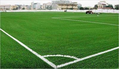 sân bóng cỏ nhân tạo đẹp cho mọi lứa tuổi