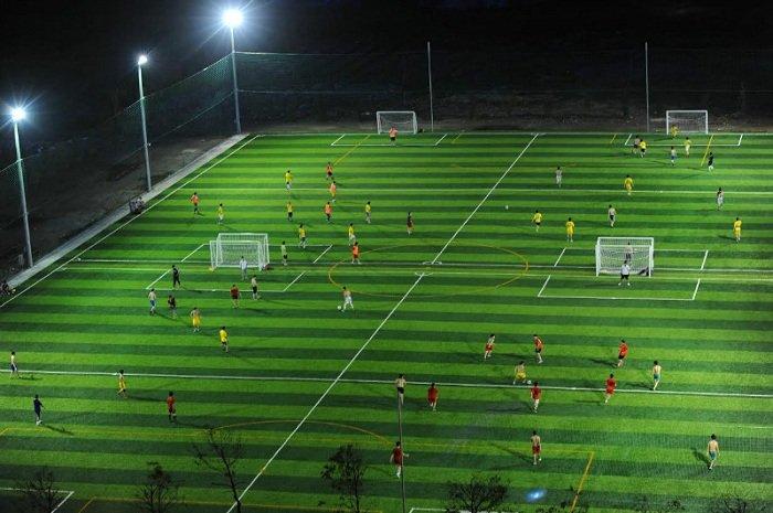 Sân cỏ nhân tạo tiêu chuẩn FIFA