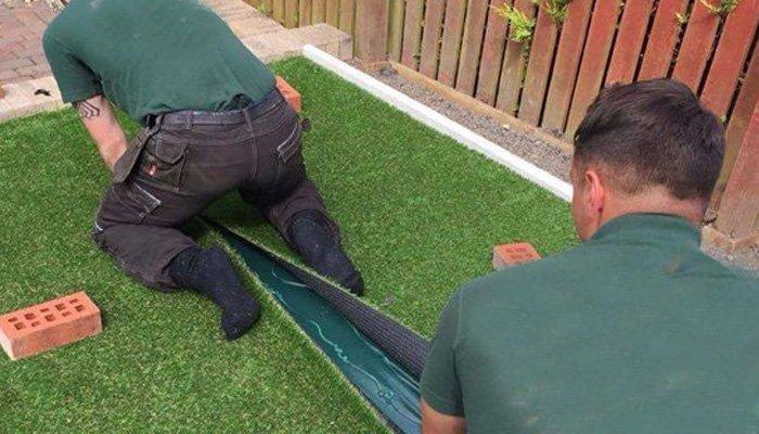 Thi công cỏ nhân tạo Tiền Giang