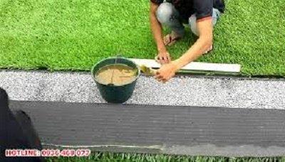 thi công cỏ nhân tạo tại quảng ninh