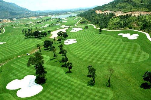 Các sân golf nổi tiếng khu vực phía Bắc