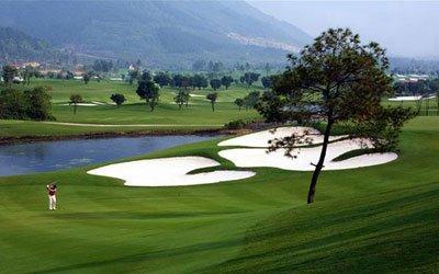 các sân golf nổi tiếng khu vực phía Nam
