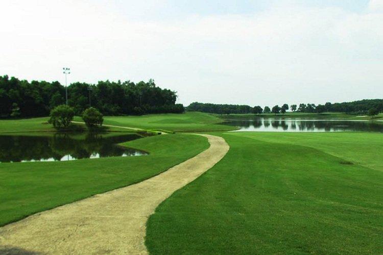các sân golf nổi tiếng tại Hà Nội